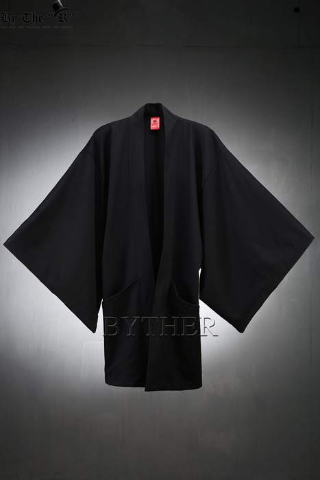 ByTheR Wide Sleeve Oriental Cardigan
