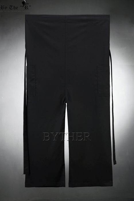 ByTheR Cover Waist Wide Pants