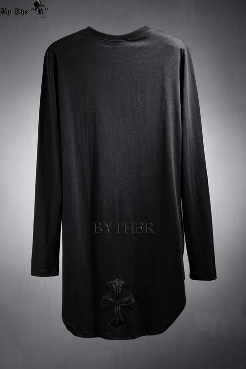 ByTheR Cross Round T-Shirts