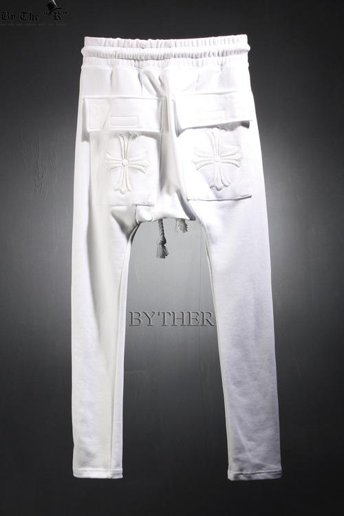 ByTheR Cross Baggy Pants