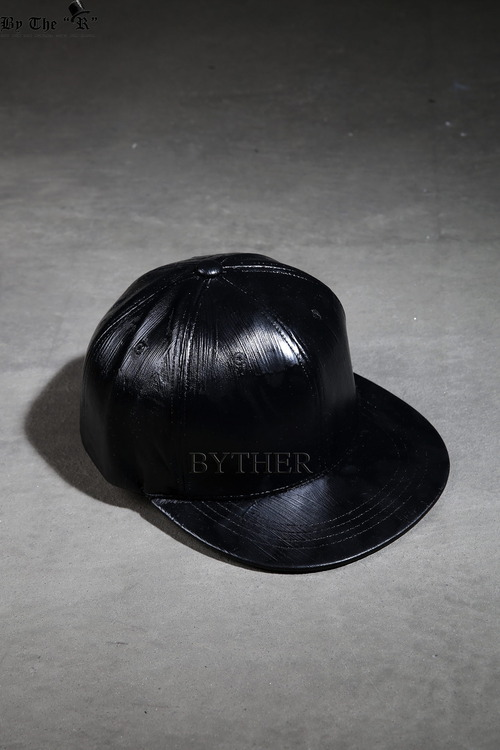 ByTheR Covered Black Snapback
