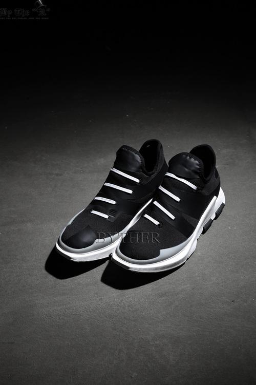 Corduroy Silicone Training Shoes