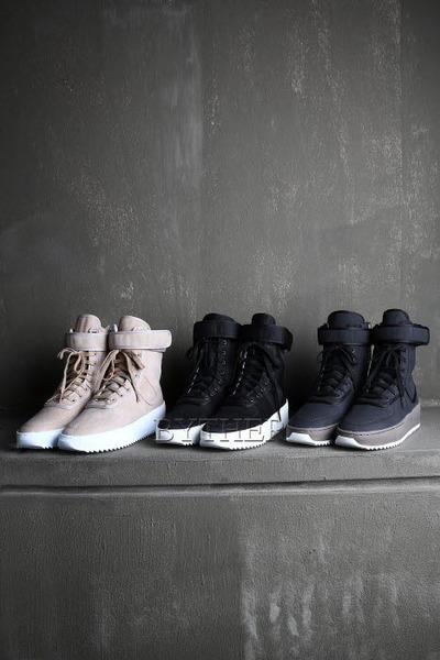 Military High Top Sneaker