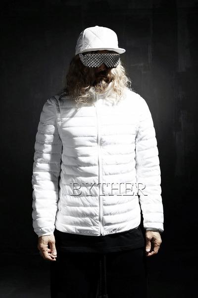 Separable Sleeve Slim Jacket