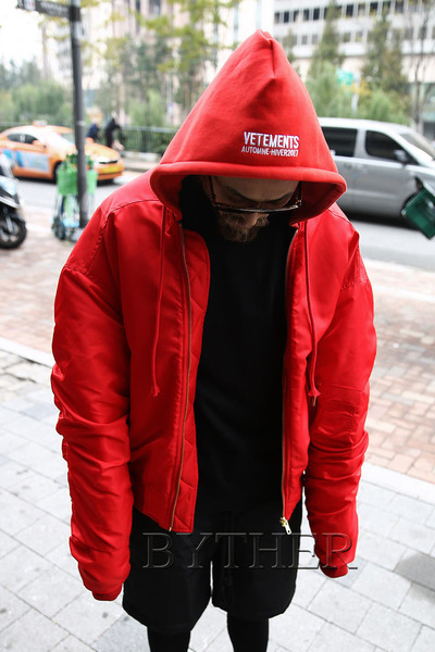 Over-sized Hooded Puffer Jacket