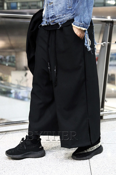 ByTheR Rope Wide Pants
