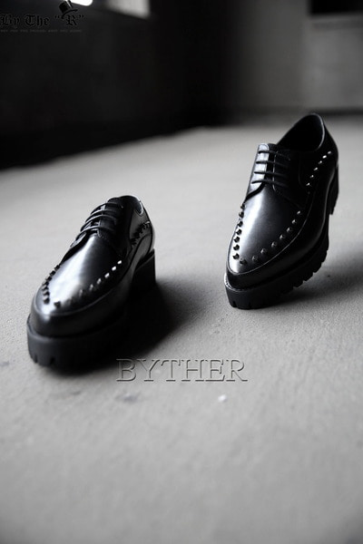 Studded Boots Sol Derby Shoes