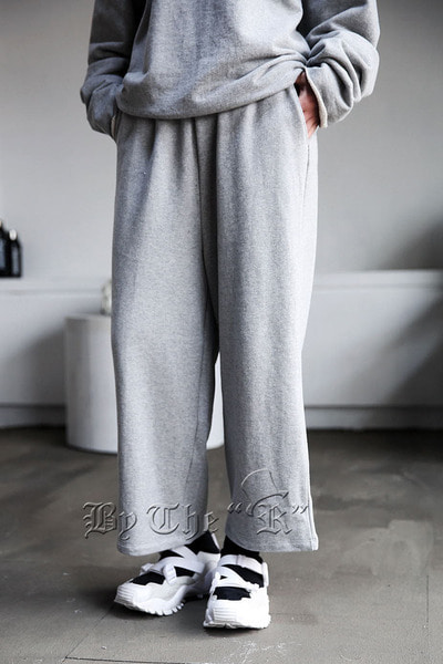 ByTheR Cotton Training Wide Pants