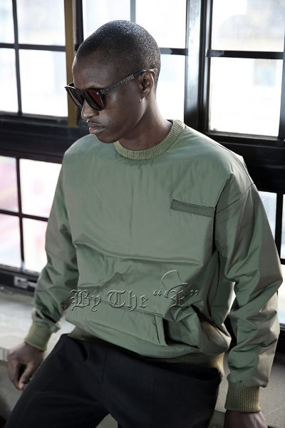 Kangaroo Pocket Padded Sweatshirts