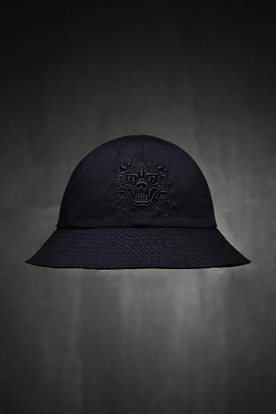 Mukha cotton-embroidered bucket hat