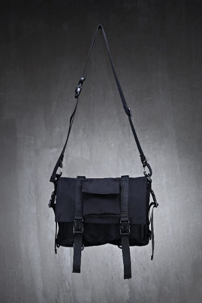 Detachable Buckle Messenger Bag