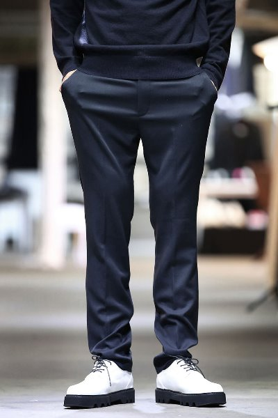 Wrinkle Free Side Banding Slacks